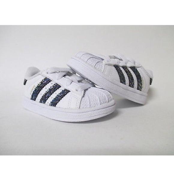 info for 41b1b 5e3c4 Adidas kids superstar snake 6k new in box